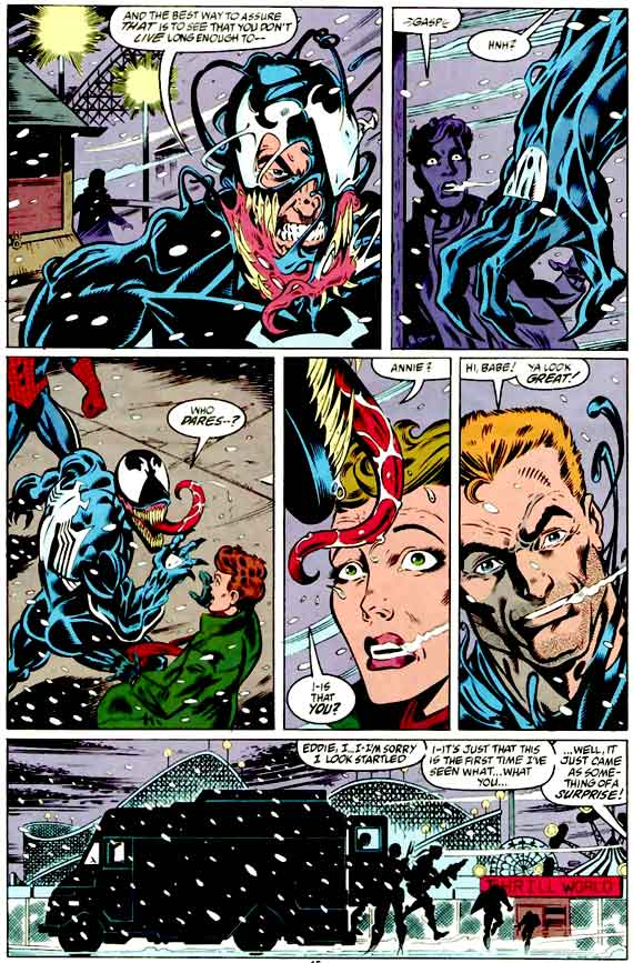 Comics Marvel, Amazing Spider-man #375, page 12