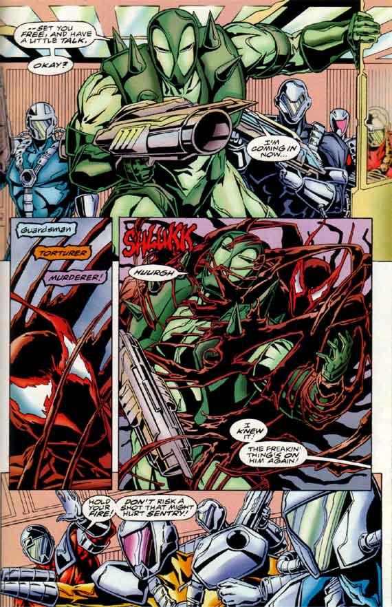 comics marvel  hybrid   jury