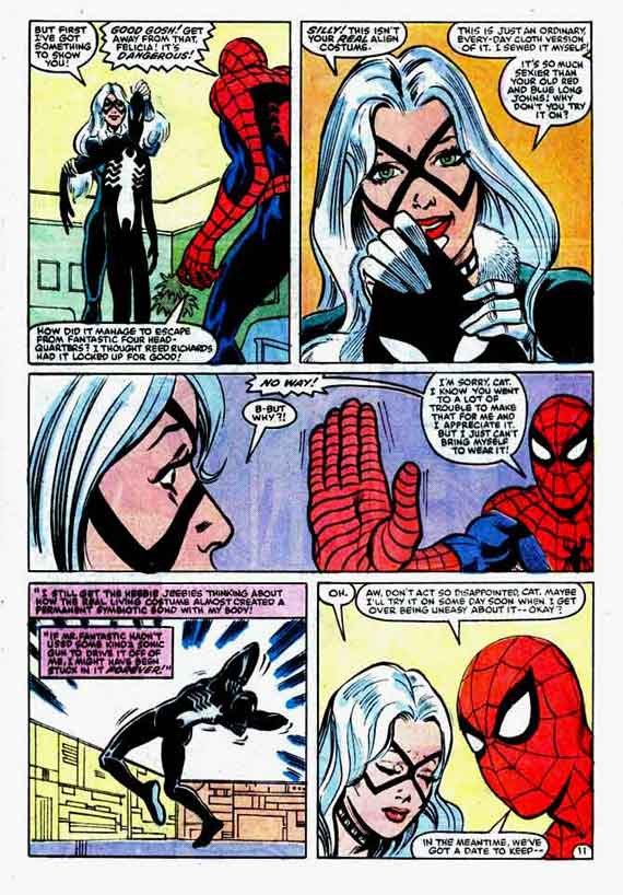 Spectacular Spiderman #99, page 11