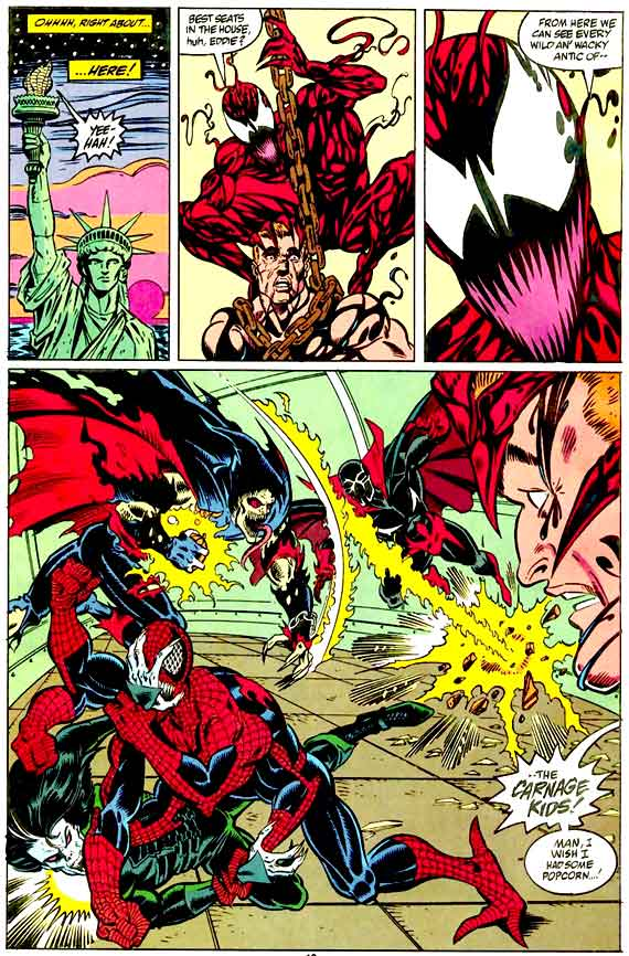 Comics Marvel, Maximum Carnage 11
