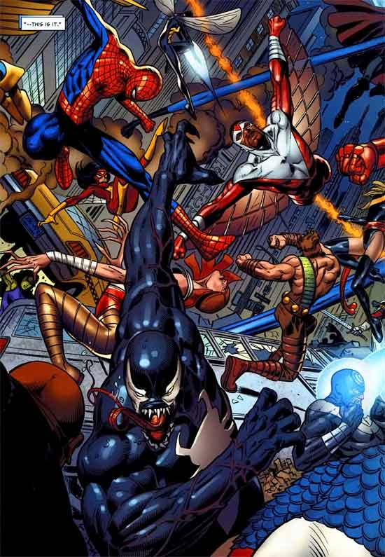 spiderman 538