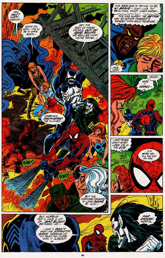 Comics Marvel, Maximum Carnage 6