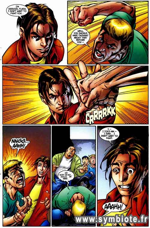 Ultimate spider man comic - photo#52