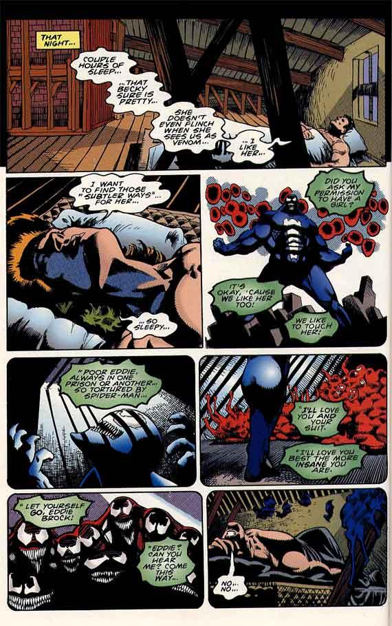 """Bargain Bin: """"Venom: The Madness""""   ComicBookTalk"""