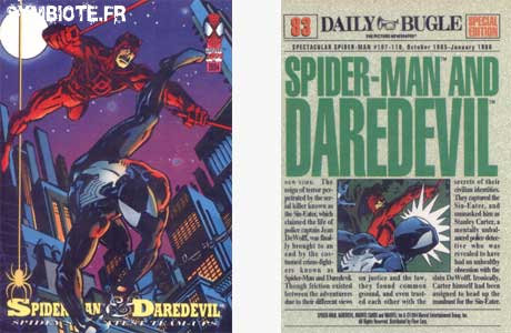 Spider-Man & Daredevil (Spidey's greatest Team-Ups)