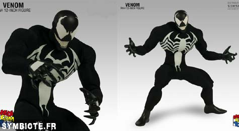 Venom version amazing-Spider-Man 90