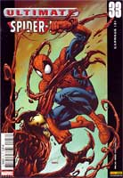 Ultimate Spider-Man #33, couverture