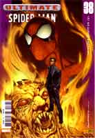 Ultimate Spider-Man #38, couverture