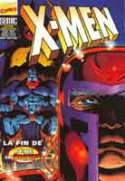 X-men #24, couverture